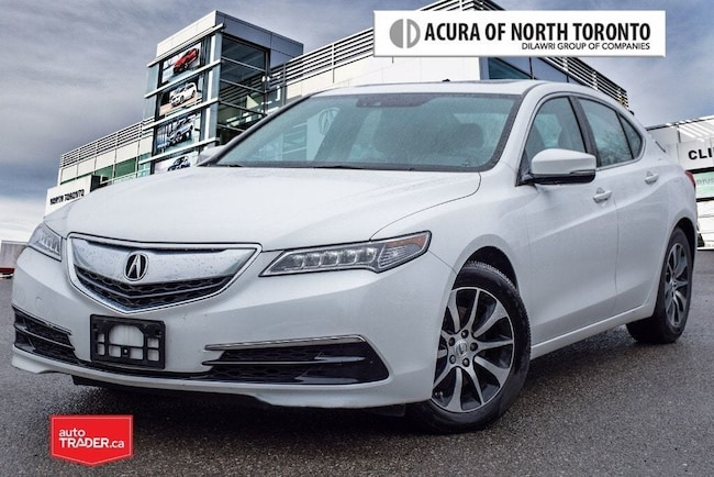 2015 Acura TLX 2.4L P-AWS w/Tech Pkg No Accident| Remote Start Sedan