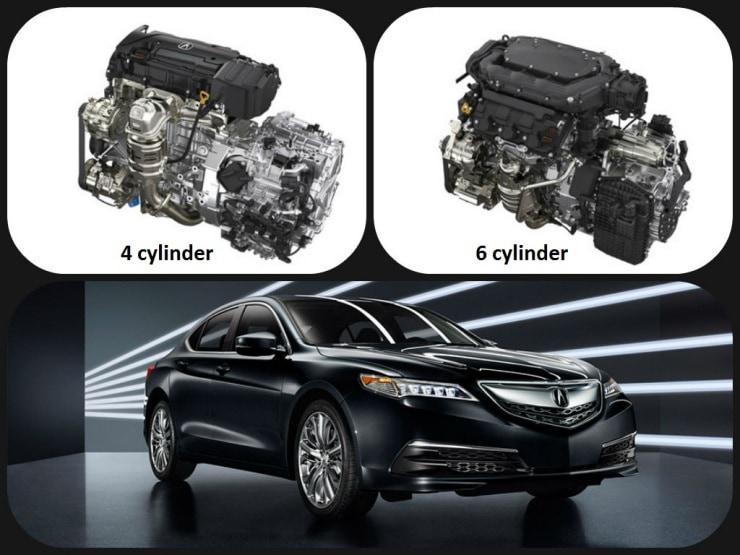 Acura TLX Engines Acura Of North Toronto - Acura engines