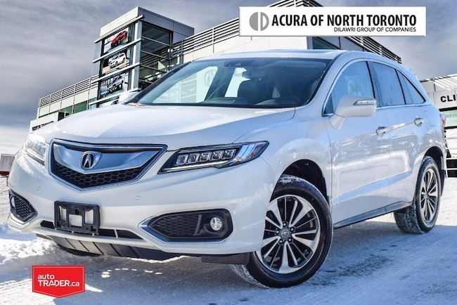 2017 Acura RDX Elite at 7yrs Warranty| No Accident| SUV
