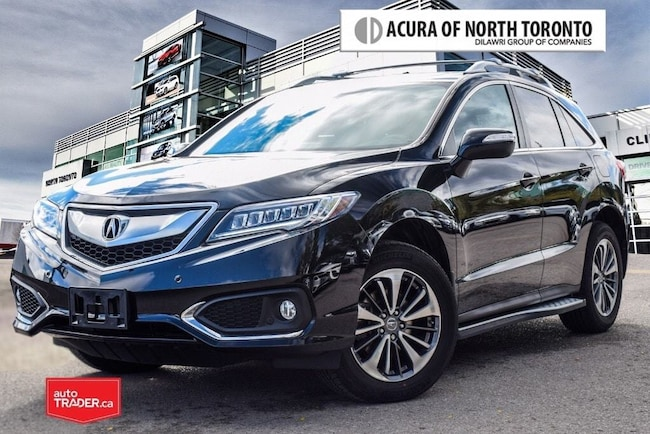 2018 Acura RDX Elite at 7yrs/130,000KM Certified Warranty Include SUV
