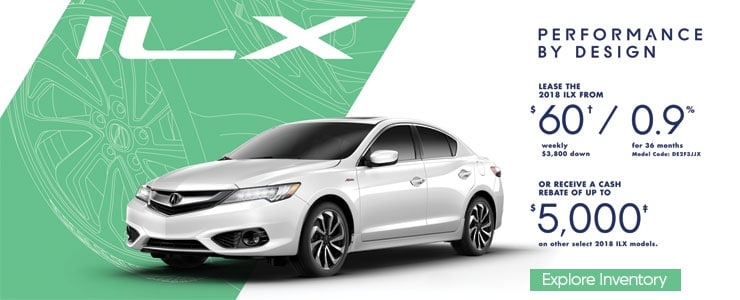 New Vehicle Special Offers At Acura Of North Toronto New Vehicle - Acura ilx lease deals