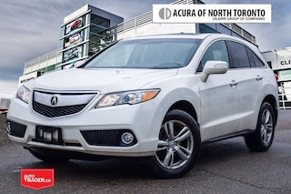 2013 Acura RDX Tech Package 6sp at Navigation| Bluetooth SUV