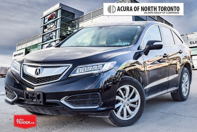 2016 Acura RDX at No Accident|7yrs Warranty Included SUV