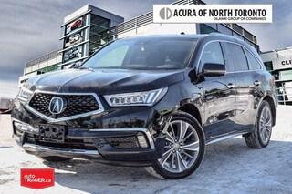 2018 Acura MDX Elite Acura Certified  No Accident  Remote Start  VUS