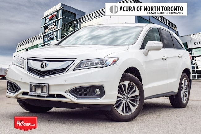 2018 Acura RDX Elite at Acura Certified! Accident Free| Blind Spo SUV