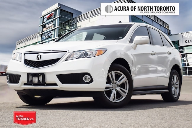 2015 Acura RDX Tech at 7yrs/130,000km Certified Warranty Included SUV