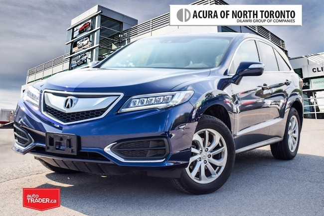 2017 Acura RDX Tech at Acura Certified! 7YR 130000KMS Warranty | SUV