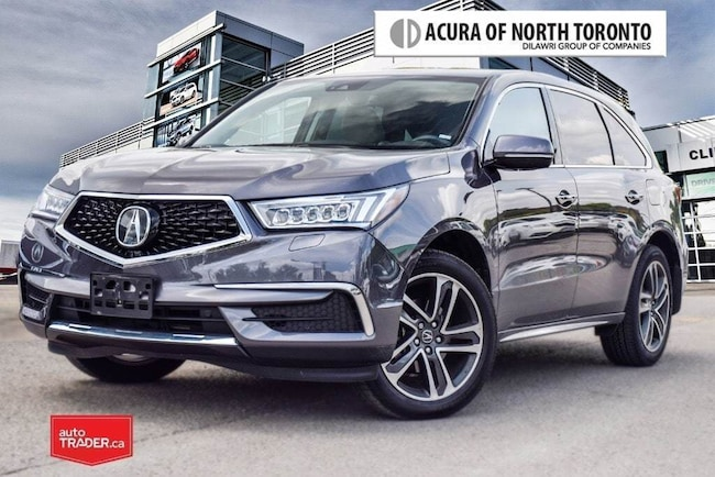 2017 Acura MDX Navi Remote Start  Blind Spot SUV