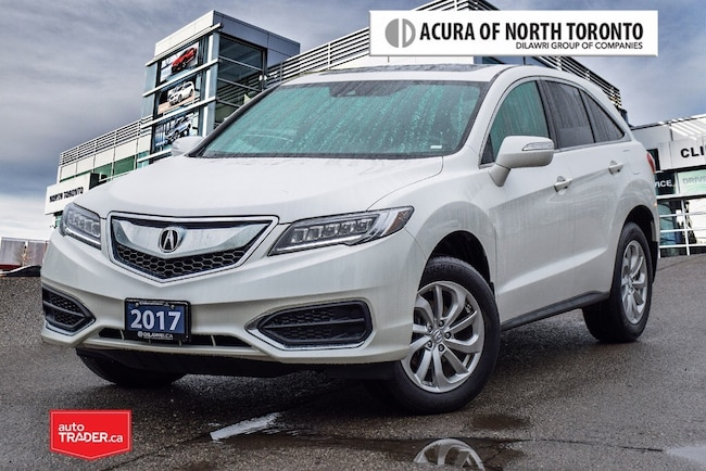 2017 Acura RDX Tech at ONE Owner| NO Accidents|GPS| Remote Start SUV