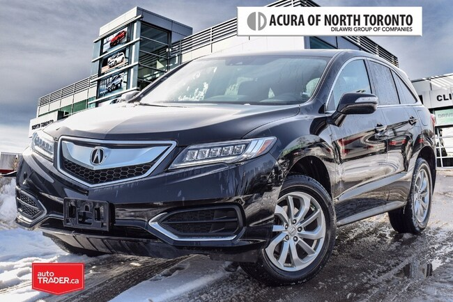 2017 Acura RDX Tech at 7 Year Warranty Included 130000KMS SUV
