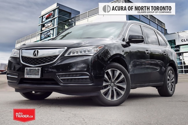 2014 Acura MDX Navigation at Acura Certified! Accident Free| Blin SUV