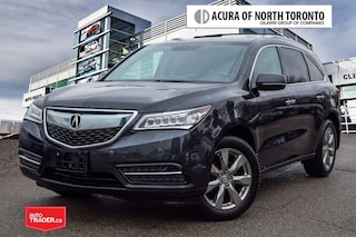 2015 Acura MDX Elite at 7yrs Warranty Included No Accident VUS
