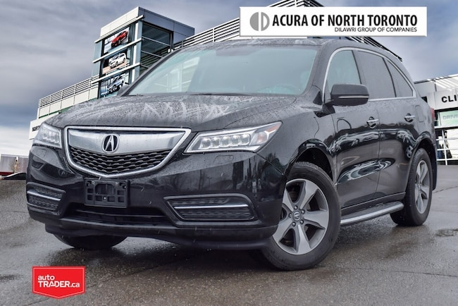 2014 Acura MDX at No Accident| Bluetooth| Back-Up Camera SUV
