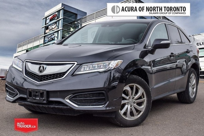 2016 Acura RDX at 7yrs/130,000km Certified Warranty Included SUV