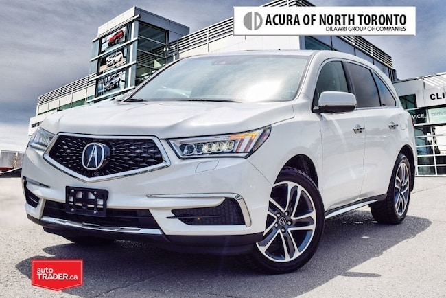 2017 Acura MDX Tech Complimentary Scheduled Maintenance FOR 2 Yea SUV