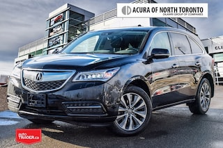 2016 Acura MDX Navi Acura Certified! Accident Free| Blind Spot| R SUV