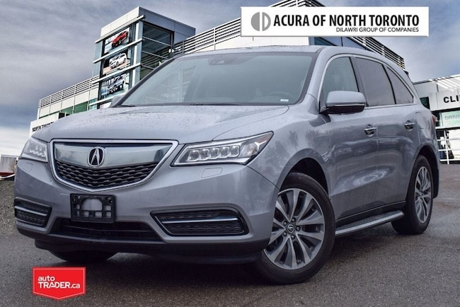 2016 Acura MDX Navi 7YR Warranty/ONE Owner AND Dealer Serviced SUV