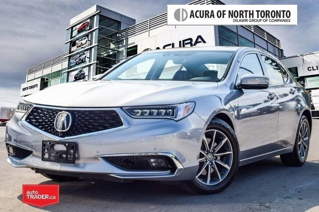 2018 Acura TLX 2.4L P-AWS w/Elite Pkg Lease From Only $498+ Taxes Sedan