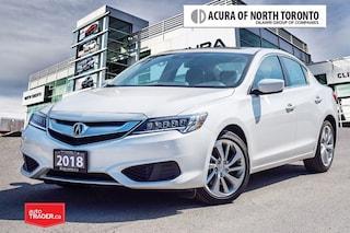 2018 Acura ILX Premium 8dct No Accident| Remote Start| Bluetooth Sedan