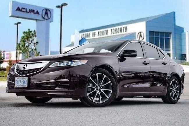 2016 Acura TLX 3.5L SH-AWD w/Tech Pkg 7 Year 130000KMS Warranty I Sedan