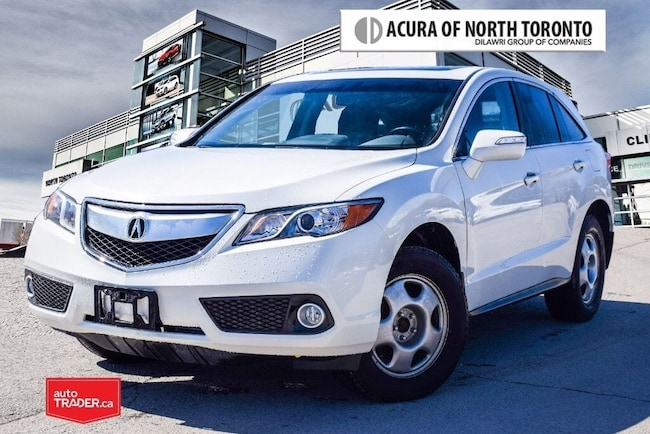 2015 Acura RDX Tech at 7yrs Warranty Included|Dealer Serviced SUV