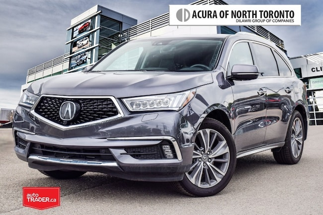 2018 Acura MDX Elite Lease From $749+ Taxes $2997 Down + Taxes Ex SUV