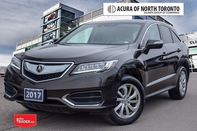 2017 Acura RDX at 7yrs Warranty Included  No Accident  SUV