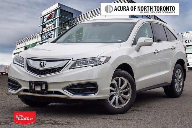 2017 Acura RDX Tech at 7 Yrs Warranty Included| Dealer Serviced SUV