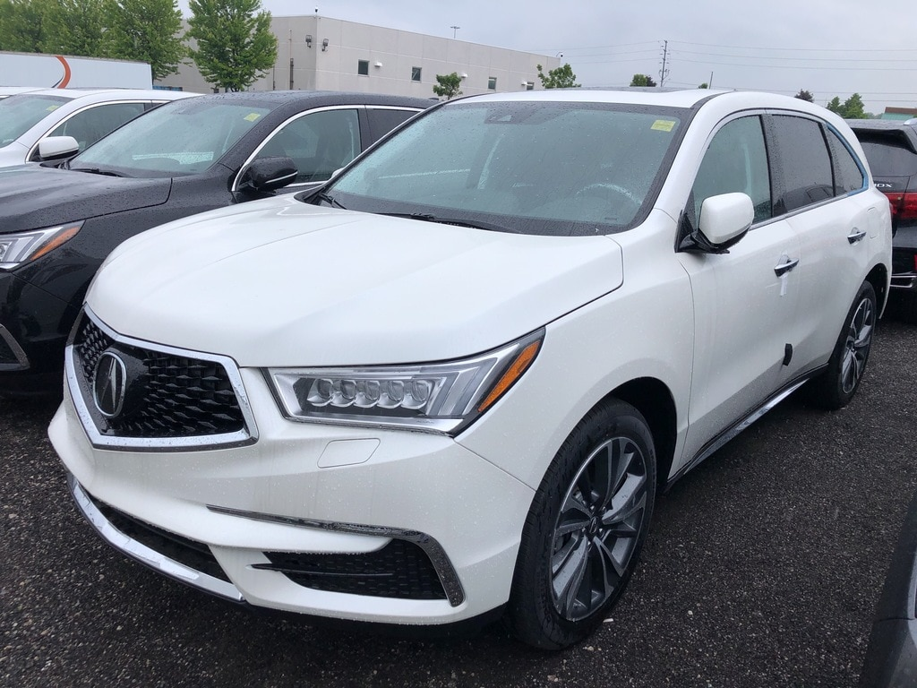 Acura Mdx For Sale >> New 2019 Acura Mdx For Sale At Acura Of Oakville Vin 5j8yd4h48kl803969
