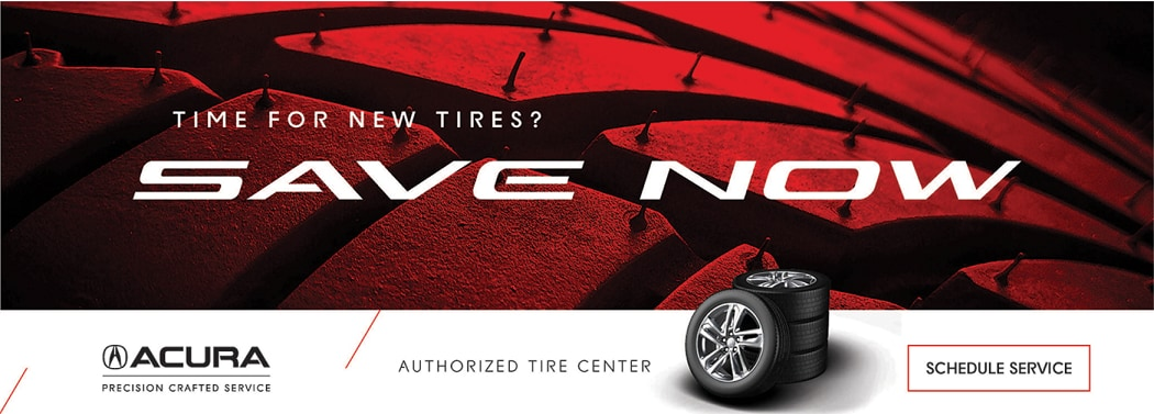 Tire Centre | Acura of Oakville