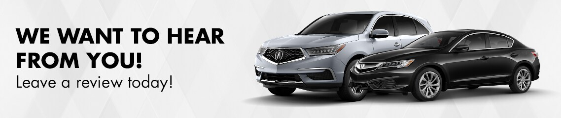Leave a Review | Acura of Oakville - Acura Service & Sales ...