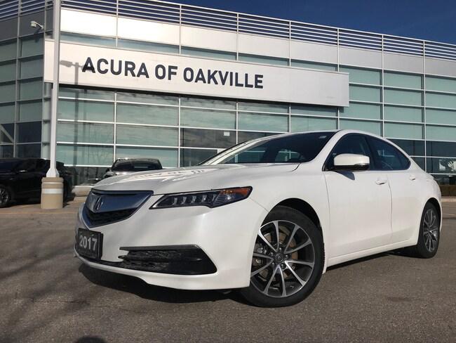 2017 Acura TLX SH-AWD TECH / ONE OWNER / ACCIDENT FREE / ACPOV Sedan