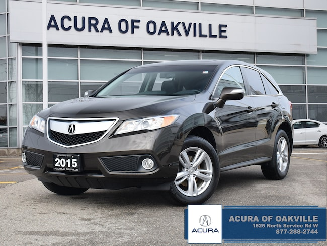 2015 Acura RDX TECH / NAVIGATION / AWD / ACCIDENT FREE SUV