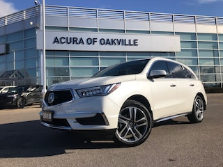 2018 Acura MDX NAVI / ACCIDENT FREE /  LOW KM'S  SUV