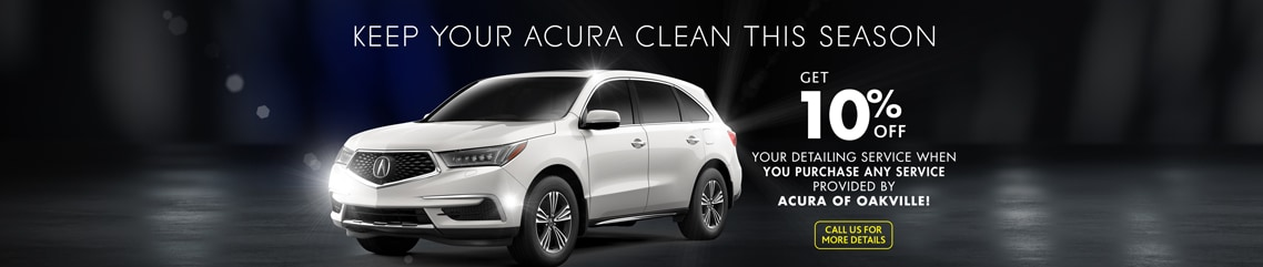 Book Your Appointt | Acura of Oakville - Acura Service & Sales ...