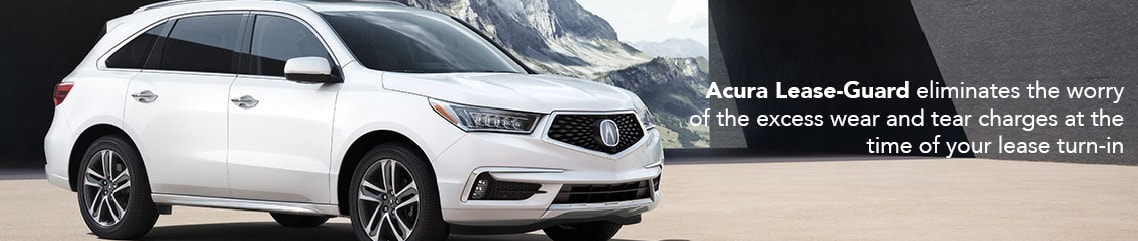 Acura Lease Guard | Acura of Oakville