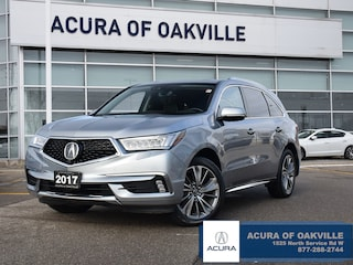 2017 Acura MDX ELITE / ONE OWNER / ACCIDENT FREE SUV