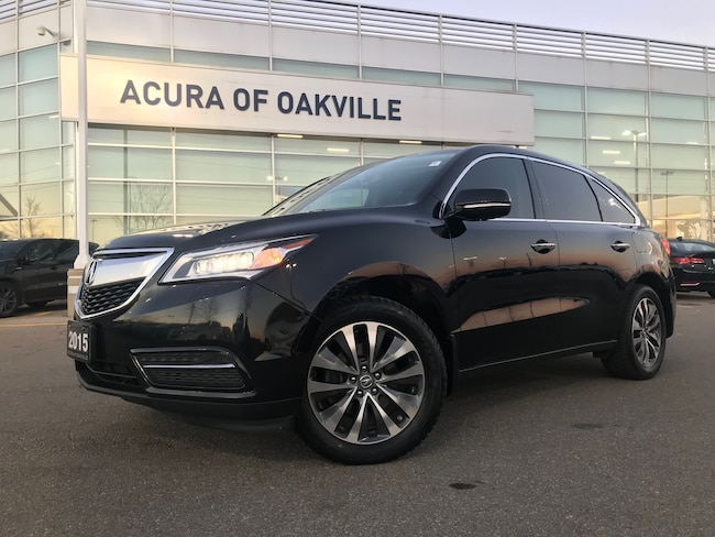 2015 Acura MDX TECH / NEW TIERS / SNOW TIRES / RES SUV