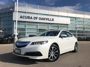2017 Acura TLX TECH / NAVIGATION / REMOTE STARTER