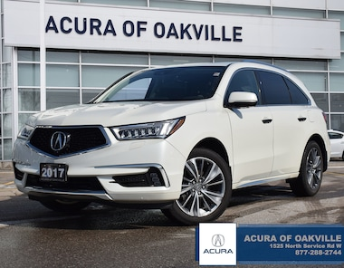 2017 Acura MDX SOLD!!! SUV