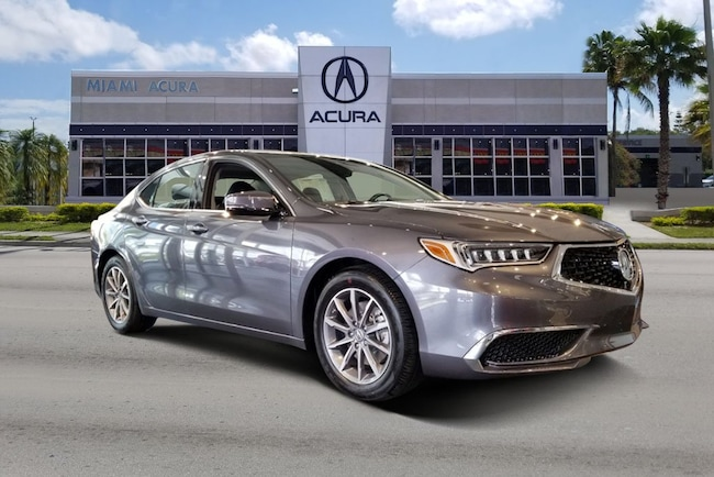 2020 Acura TLX with Technology Package 2.4L FWD w/Technology Pkg