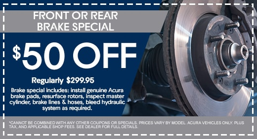Auto Service Jacksonville Car Repair Car Services In - Acura coupons