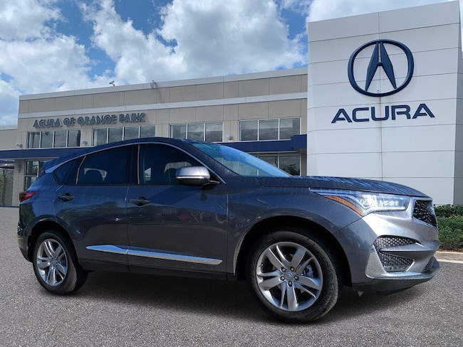2019 Acura RDX with Advance Package FWD w/Advance Pkg