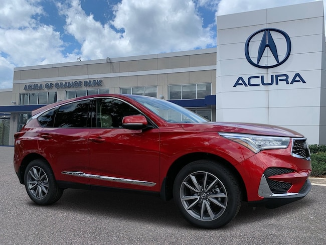 2020 Acura RDX with Technology Package FWD w/Technology Pkg