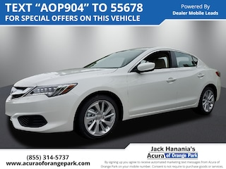 2018 Acura ILX with Premium Package Sedan