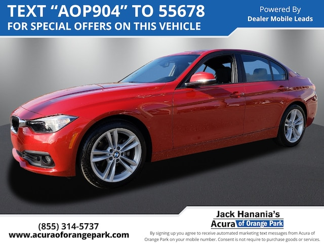Used 2016 Bmw 320i For Sale At Jack Hananias Collision Center Vin
