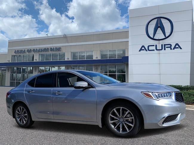 2020 Acura TLX Base 2.4L FWD