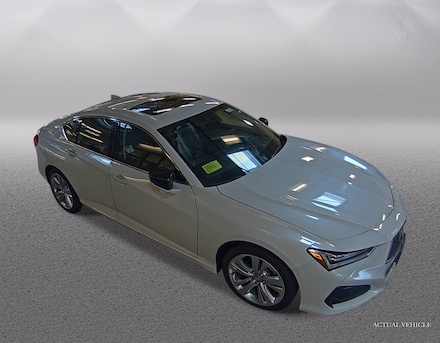 2021 Acura TLX w/Technology Package FWD w/Technology Package