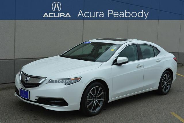 2016 Acura TLX AWD V6 Tech SH-AWD  Tech Pkg