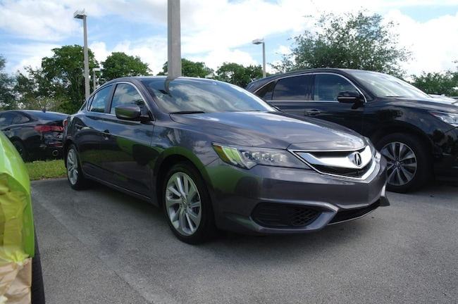 Used 2017 Acura ILX Technology Package in Pembroke Pines